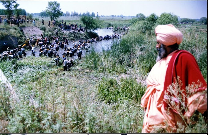 18 years to save the water of Punjab…