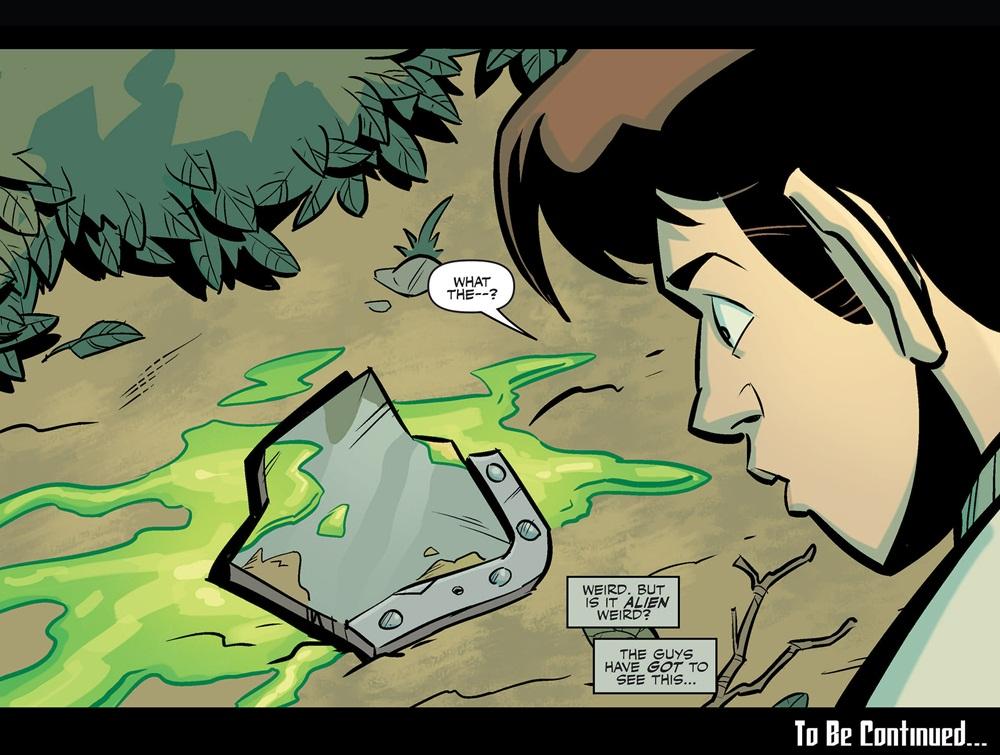 The X-Files – Origins 002 Chapter 01 (2016) | Vietcomic.net reading comics online for free