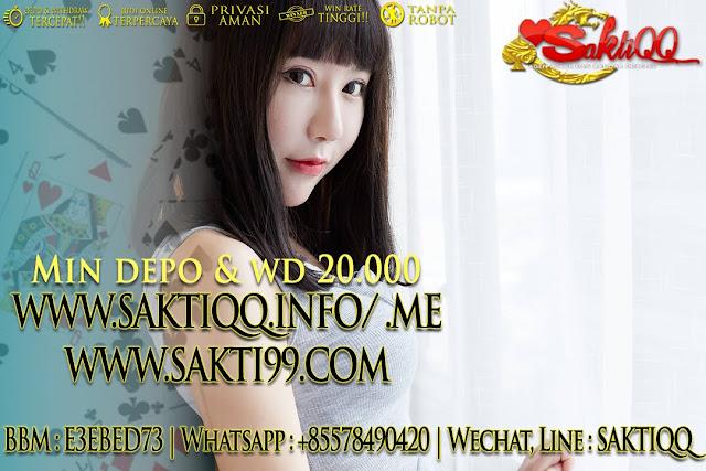 Tips Menang DominoQQ Online Terpercaya SaktiQQ Pake Cara ini maka 90% MENANG !!