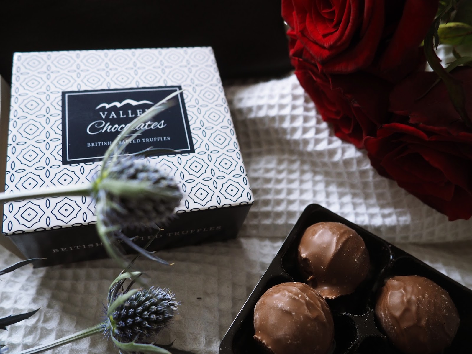 Prestige Roses and chocolates