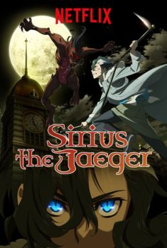 Sirius the Jaeger 1ª Temporada Torrent - WEB-DL 720p Dual Áudio