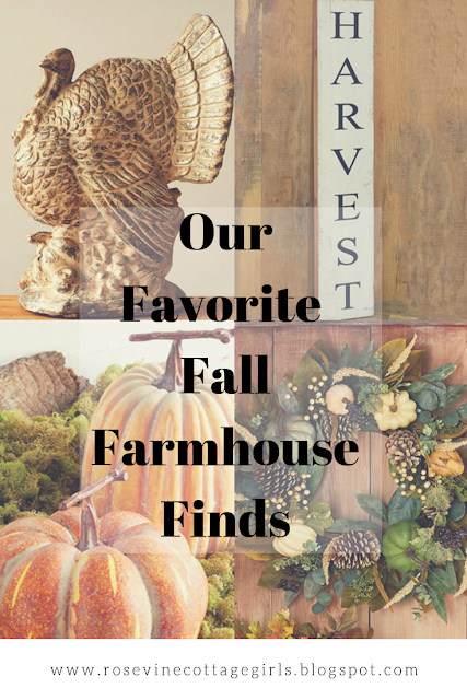 #Fall #Farmhouse #Autumn #Pumpkins #Crisp #Turkeys #PineCones #Cotton #Cottage #ShabbyChic #NaturalDecor