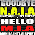 """Pagtaboy Sa Pangalang """"Aquino"""" Sa Manila Int'l Airport Kasado Na! Panoorin"""