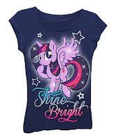 My Little Pony Twilight Sparkle 'Shine Bright' Tee - Girls