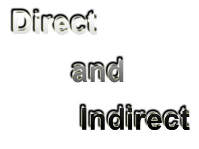 direct and indirect speech urdu image