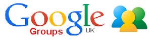 Join us on Google Groups - (click the logo)