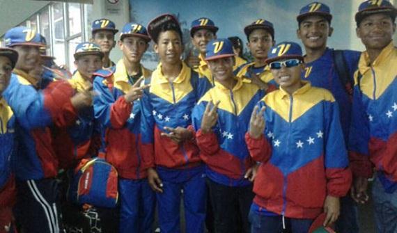 Venezuela Campeon Torneo Beisbol Latinoamericano 2017 - Pasajes pagados por Grandes Ligas Carlos Gonzalez