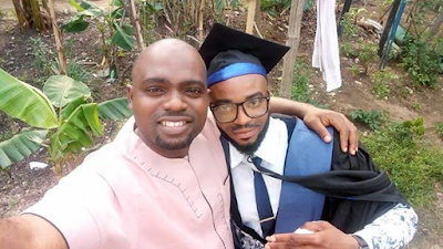 2AAA - Man shares inspirational story of how he picked an orphan he met during Youth Service and sponsord him through University