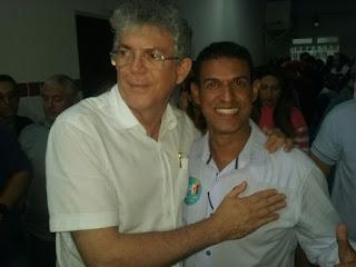 Josenildo da farmácia faz reivindicações ao governador durante OD em Cuité