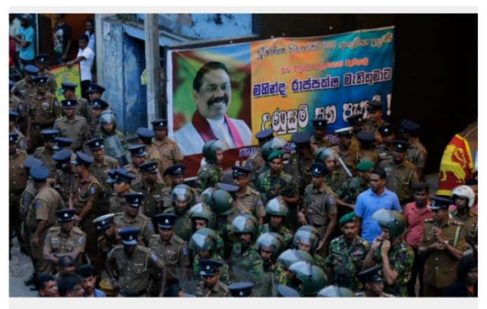 Sri Lanka's prime minister sacked over alleged assassination  plot