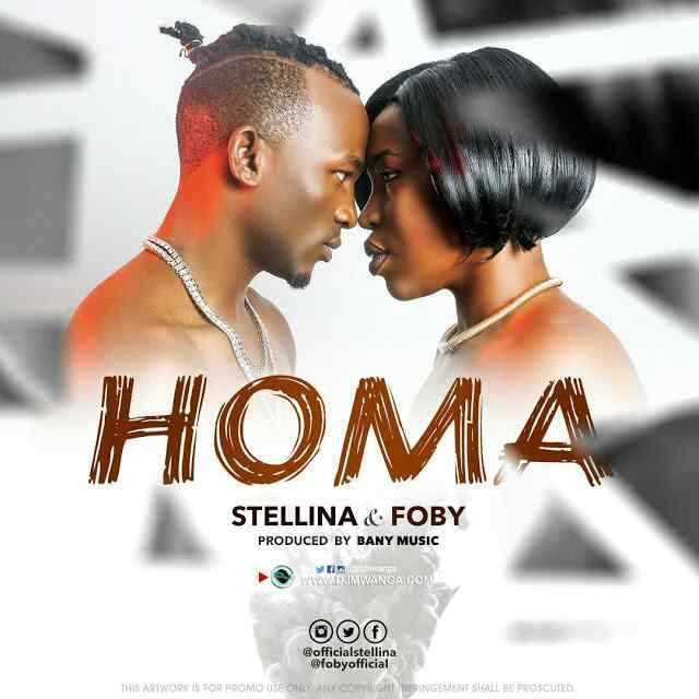Audio | Stellina x Foby - Homa