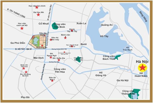 vị trí dự án an bình city