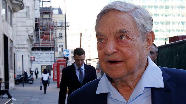 """George Soros hace caja tras el """"Brexit"""""""