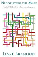 Linzé Brandon, book cover, print book, Negotiating the Maze, non-fiction
