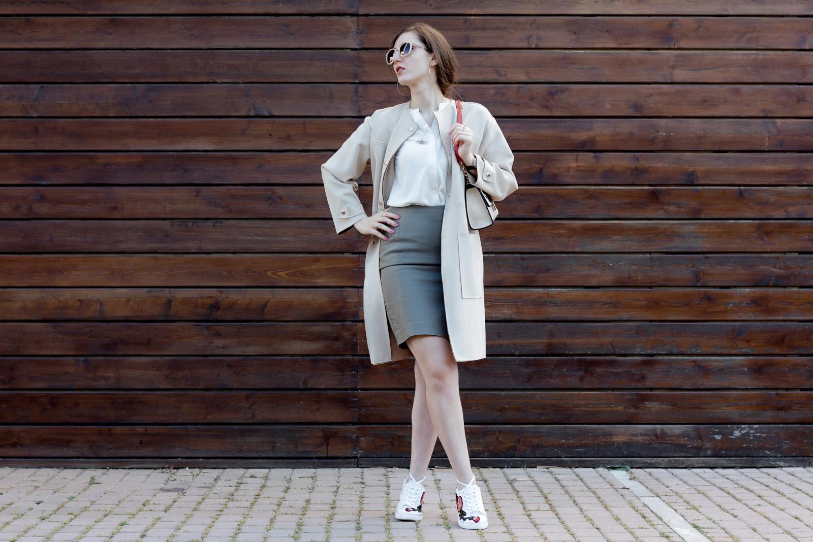 SNEAKERS con RICAMI: come indossare la nuova tendenza!