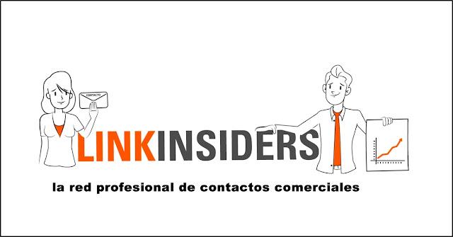 LINKINSIDERS, la red social para profesionales