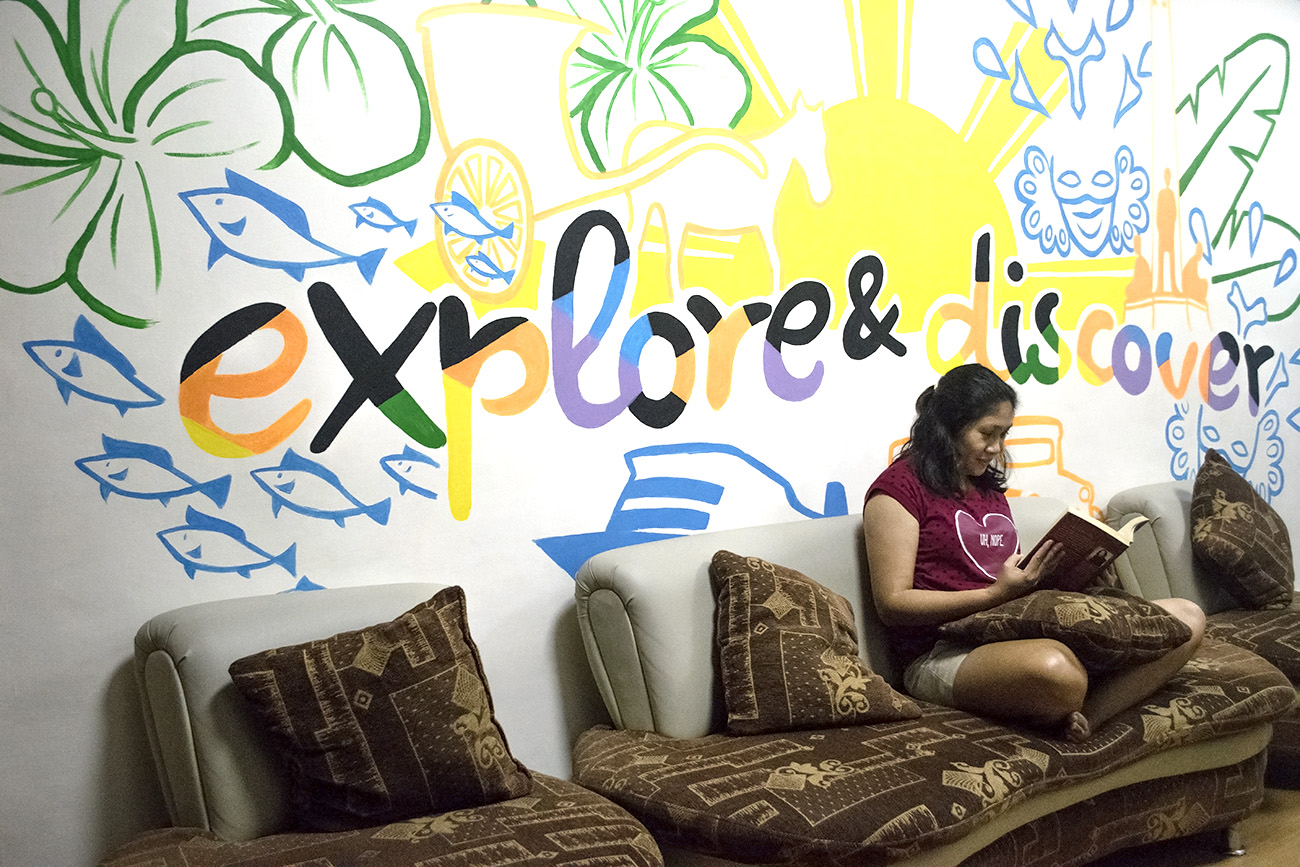 Newest Hostel in Manila: BGC Hostel