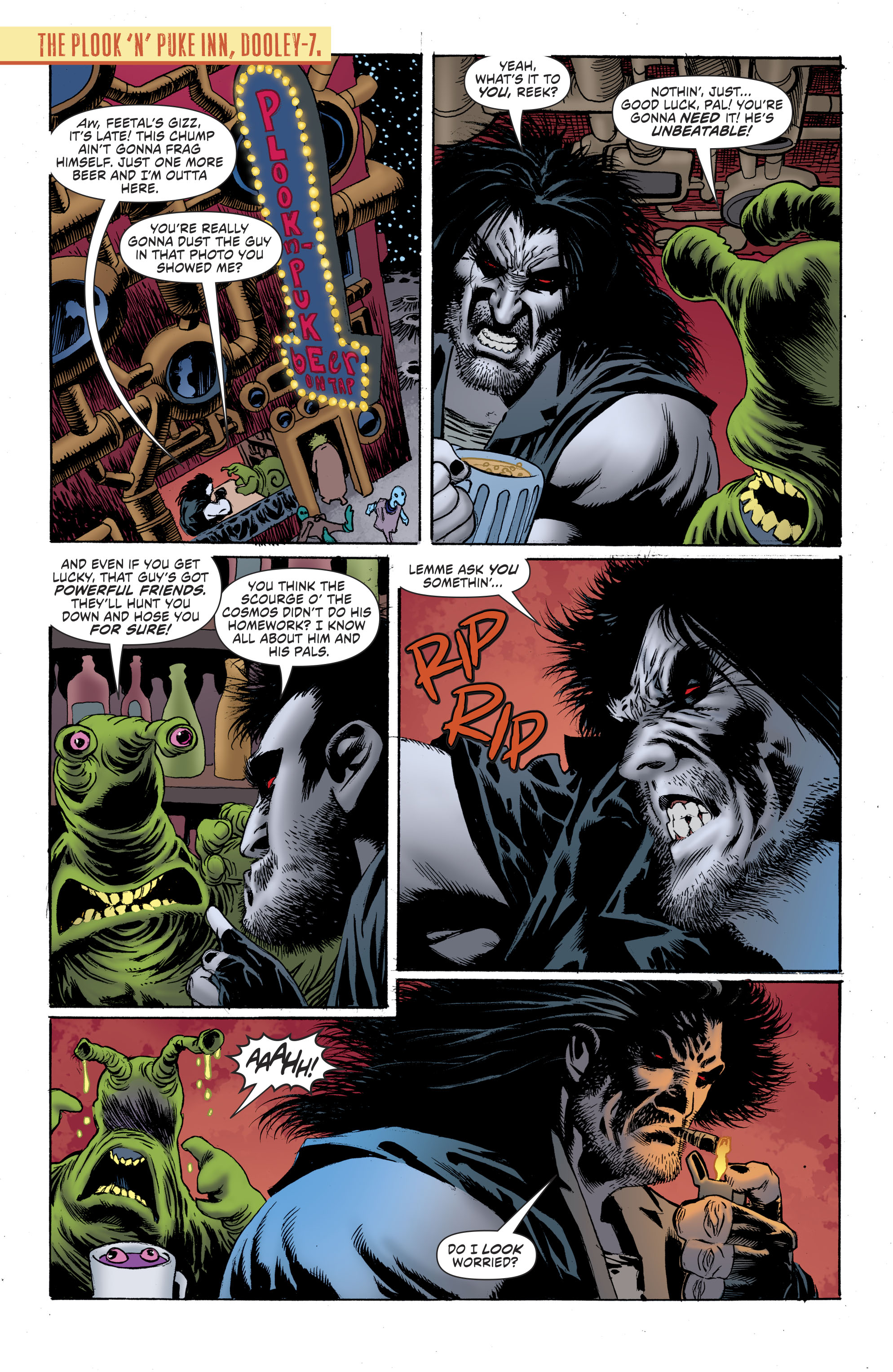 Read online Lobo/Road Runner Special comic -  Issue # Full - 16