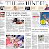 The Hindu News Epaper 29 Jan 2018 Download Online PDF