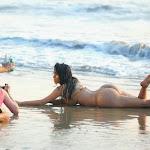 Kim Kardashian   Big Booty Photoshoot in Thailand