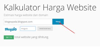Cara Cek Harga Blog atau Website Dengan Sangat Simple 1