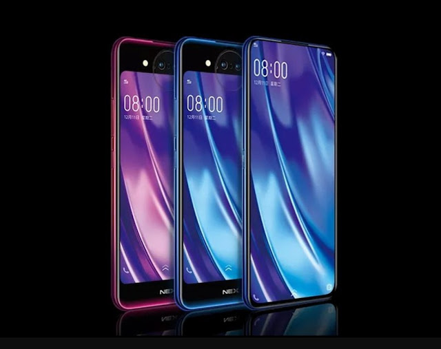 Gambar Vivo NEX Dual Display