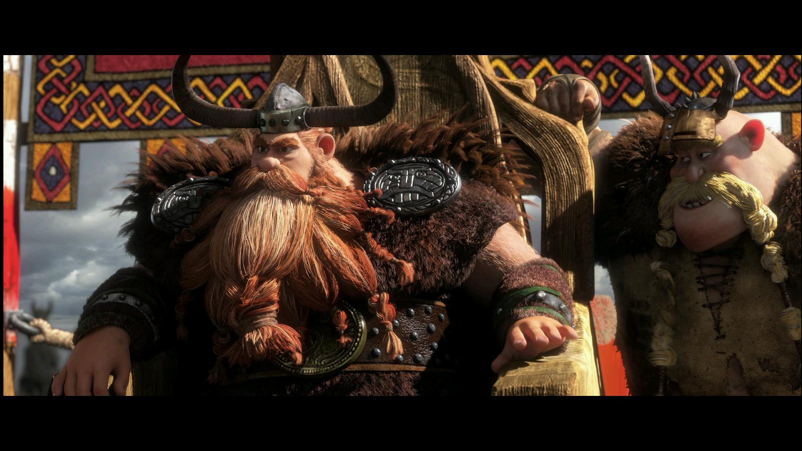 Como Entrenar a Tu Dragon 2 (2014) 3D 1080p BD25 5