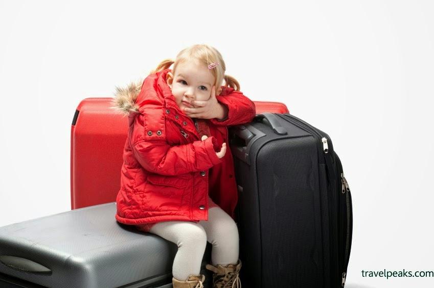 Viajando com crianças