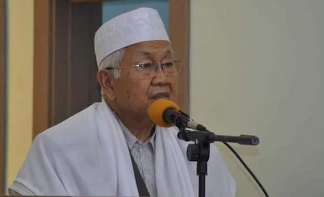Ulama Besar As`adiyah Gurutta Rafii Yunus Martan Tutup Usia