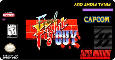 Download de Final Fight Guy em português - SNES