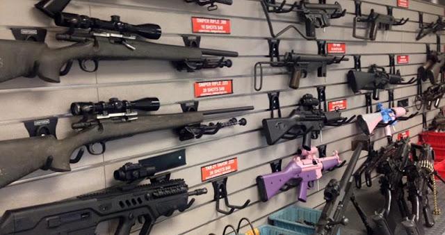 Dicas de Las Vegas: Quanto custa uma aula de tiro em Las Vegas