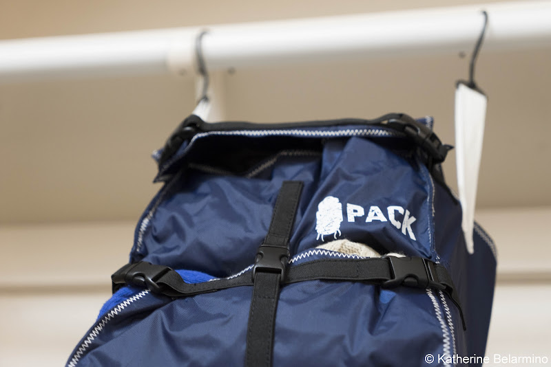 PACK Gear Hanging