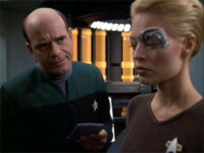 Star Trek: Voyager - Season 7 Episode 02: Imperfection