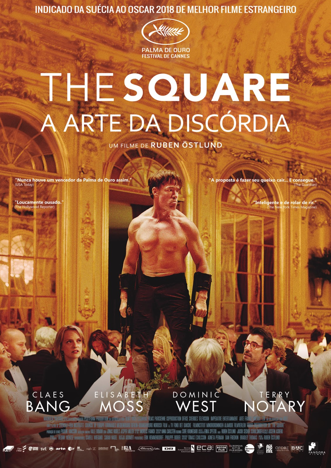 The Square: A Arte da Discórdia Legendado