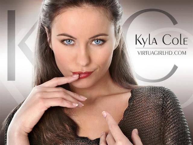 Kyla Cole wallpaper hot girl glamour model
