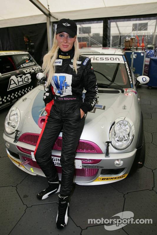 Schumaker Race Car