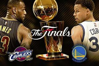 NBA Finals Simulation Cavaliers Warriors