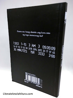 librong itim volume 2 rear cover