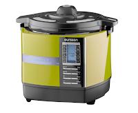 Multicooker Ourson Versatility MP5005PSD GA  45 programe  recipient 5l  temperatura gatiti 50 130°C  Afisaj LCD