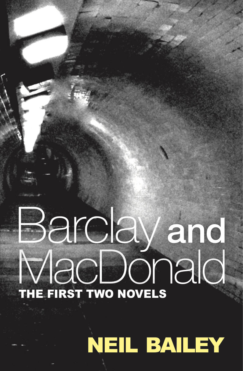 ON AMAZON NOW Barclay & MacDonald