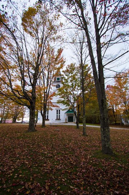Sugar hill church-foliage