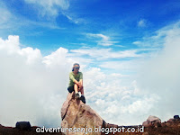 Pendakian Gunung Slamet via Bambangan (Camp di pos paling angker, Samaranthu)