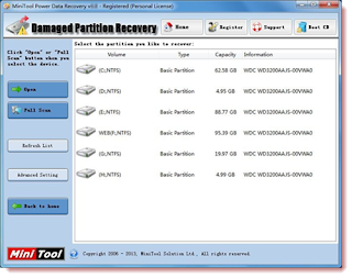 Download MiniTool Power Data Recovery full version for windows 2015