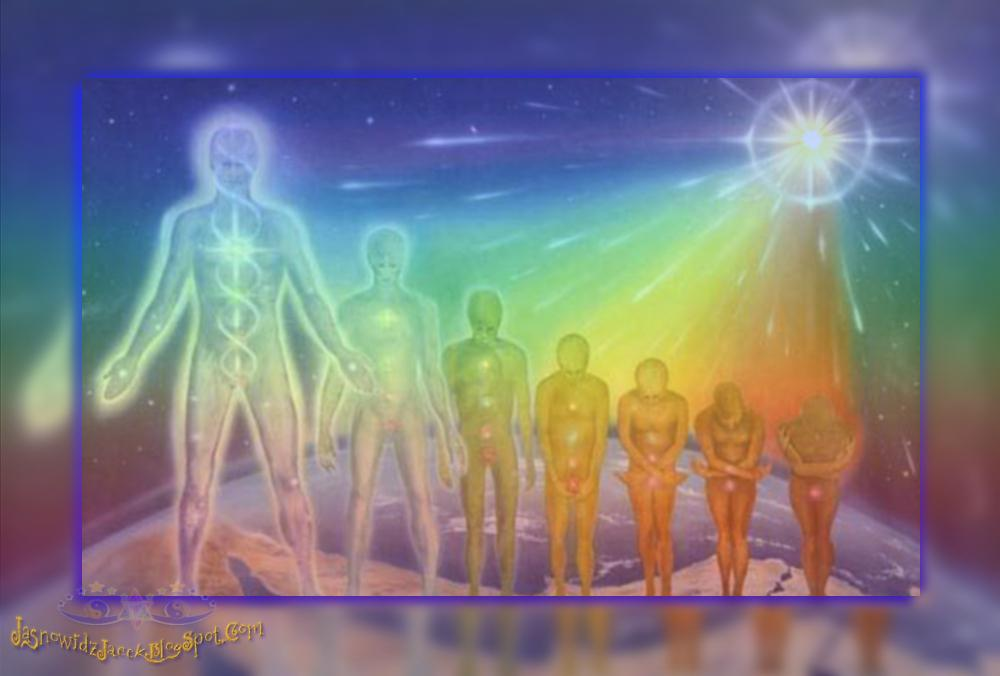 Transmutacja Ciała Fizycznego do Ciała Świetlnego - Moc Serca to Moc Człowieka
