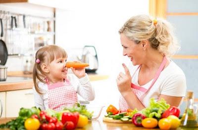 Tips Ampuh Agar Anak Mau Makan Sayuran
