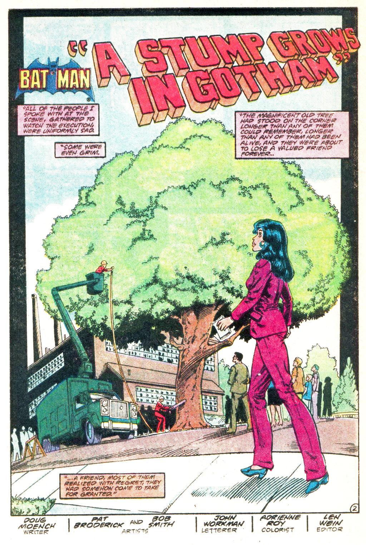 Detective Comics (1937) 552 Page 3