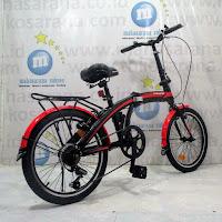 20 pacific folding bike