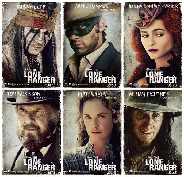 the lone ranger cast