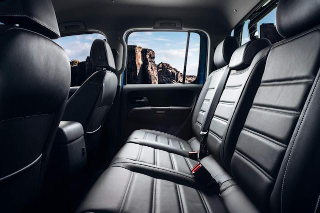 VW Amarok V6 2018 - Preço
