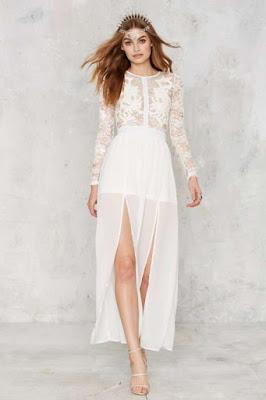 imagenes de Vestidos Blancos